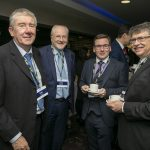 REPRO FREE Shannon's aerospace hub has huge growth potential for growth – major  aircraft leasing industry conference hears  200 delegates from Ireland and across world attend Aviation Leasing conference in Limerick Shannon has the potential to be a major beneficiary of the forecasted growth in the global aircraft fleet, set to become a trillion-dollar industry, a major international leasing conference today at the Strand Hotel Limerick heard today. Conference delegates attending the Shannon International Leasing Conference (SILC), which was founded by Samantha Harding, learnt that with the world's existing commercial fleet of 25,000 aircraft set to more than double over the next half a century, 'transitioning' activity – including aircraft painting, maintenance-repair-overhaul (MRO) and component repair, present a huge growth opportunity for Shannon. The Shannon aviation sector currently employs in excess of 3,000 people across over 80 companies. Annually, up to 100 aircraft are transitioned from one owner to another at Shannon, generating an estimated €30 million worth of business to service providers in this field every year. .Pic Arthur Ellis.